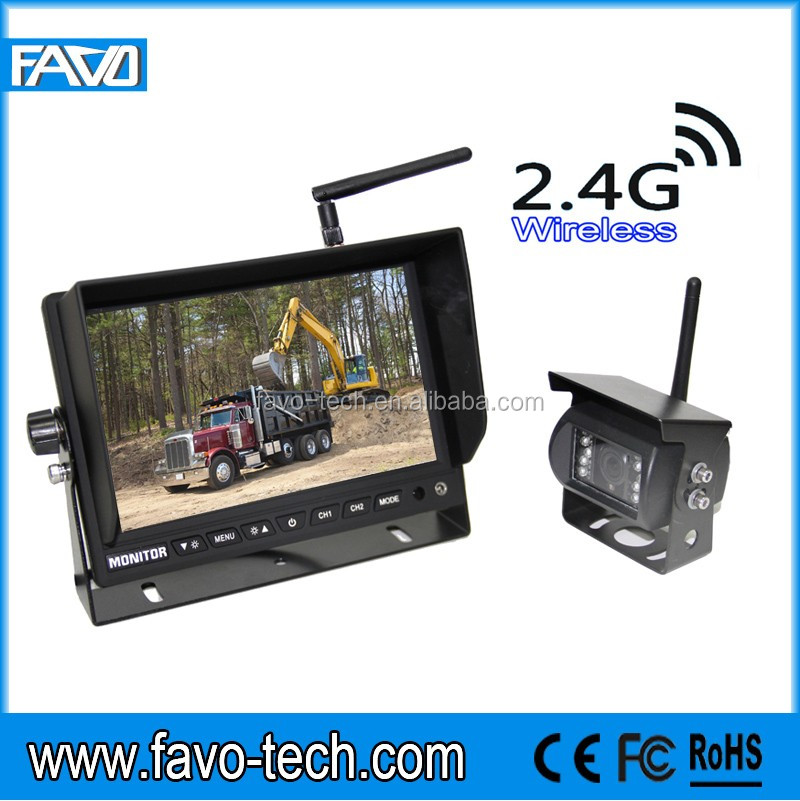 Wireless Backup Camera For Truck, Wireless Backup Camera For Truck ...