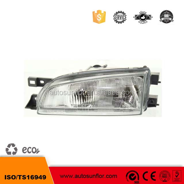 Car Headlight Suppliers Manufacturer Car Headlight for IMPREZA