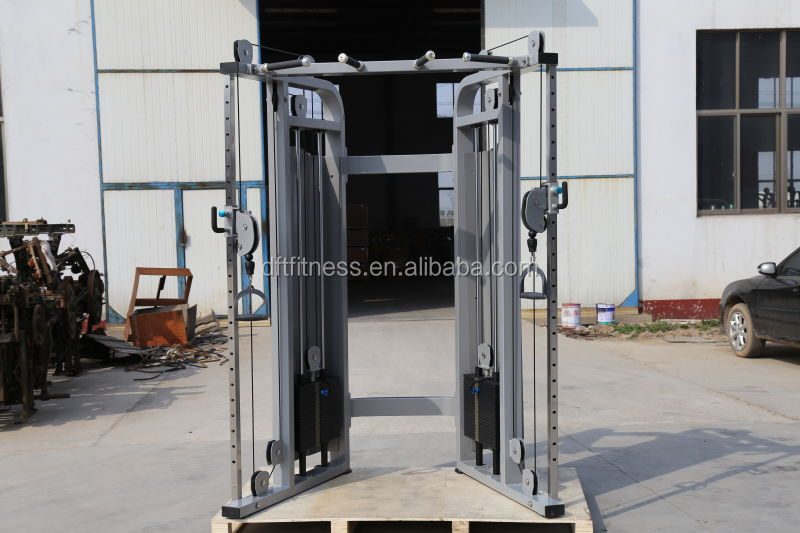 tz Commercial fitness equipment/ gym equipment machine/DFT-667 Functional Trainer