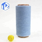 China 100% recycled cotton combed yarn for knitting socks supplier