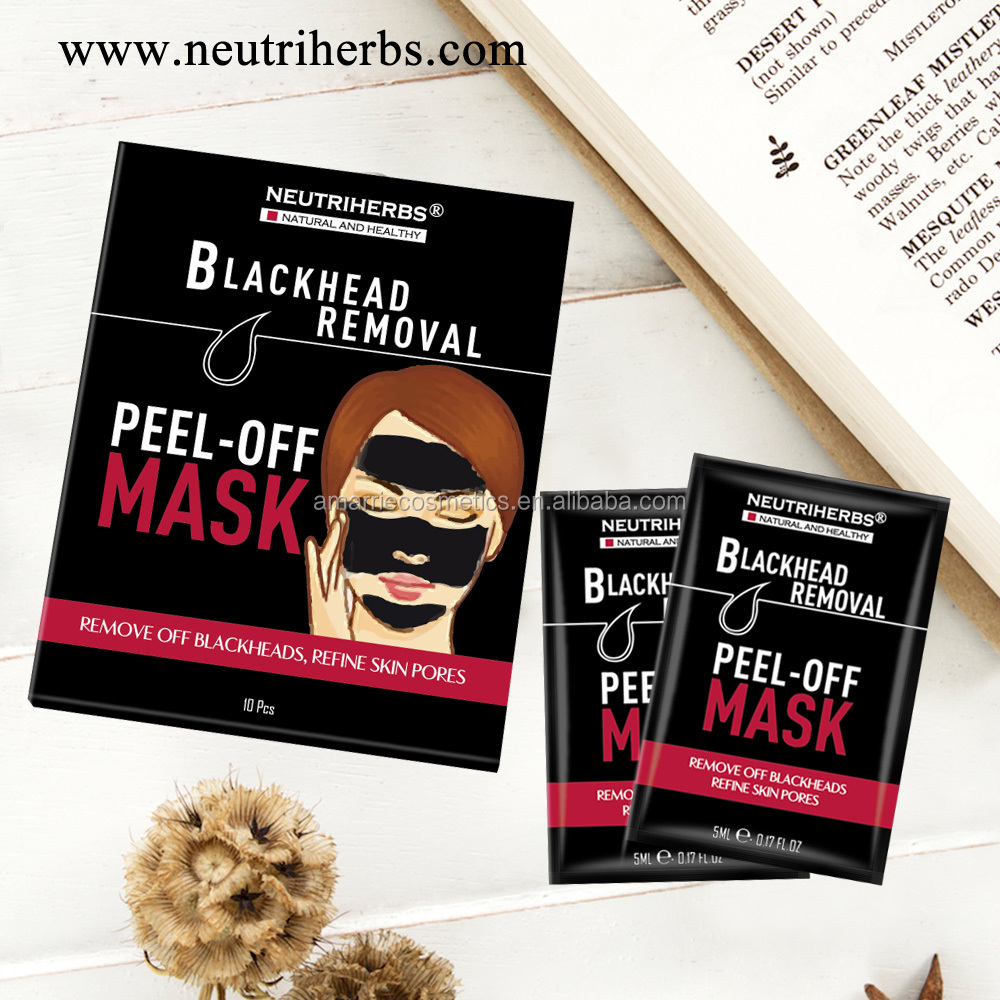 OEM 2017 Best Selling Products in America High Quality Effectively Deep Cleaner Mineral Mud Face Scrub for Remove Blackheads