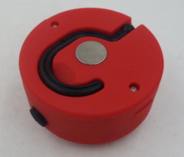 2016 New Portable COB LED Work Light Flashlight With Magnet Hook