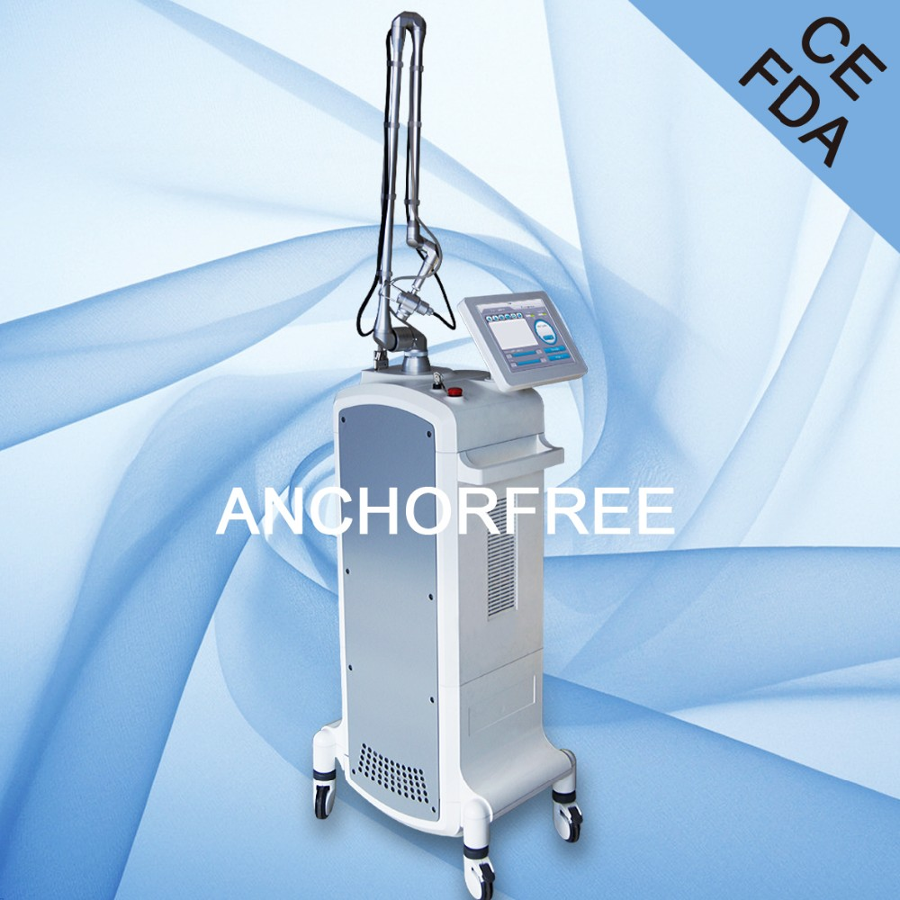 Anchorfree Fractional CO2 Laser Burn Scar Tissue Removal (CO2-L)
