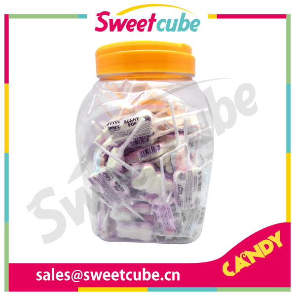 lollipop in jar