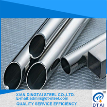 Free Sample Product Mirror Polish iso 2037 Stainless Steel Food Tube