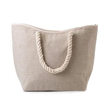 7a1475d2e country road corporate gift bulk custom tan shopper personalized burlap  tote bag