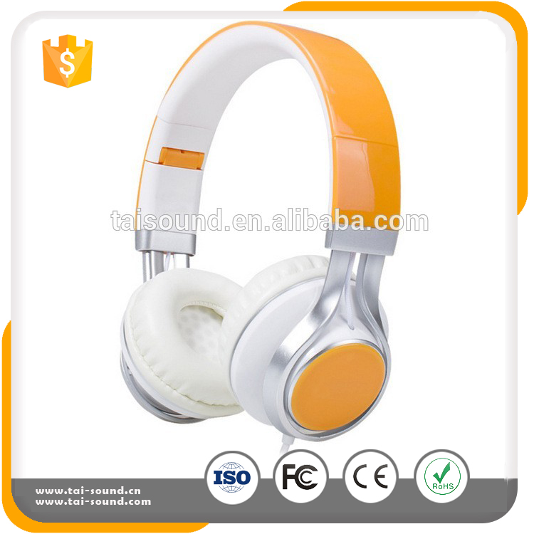 High quality headset 3D stereo Universal wired music headset wholesale