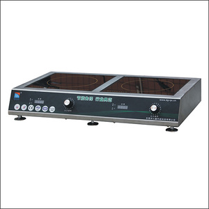 Electric Portable Induction Cooktop/2 burners electric cooktop with CE Certificate