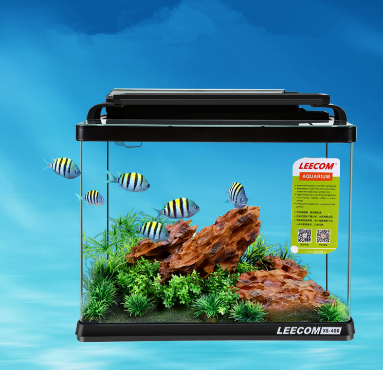 Manufacturer Supplies Exquisite Bar Counter Glass Fish Tank Aquarium For Sale