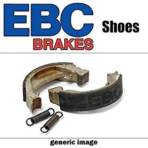 EBC Brakes 517G Water Grooved Brake Shoe by EBC Brakes