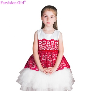 Personalized Euro Matching Girl Dress With American Doll Clothes