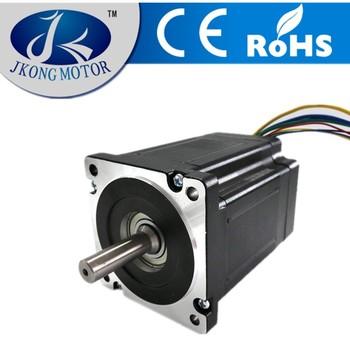 High torque nema34 86mm brushless dc motor 48v 4000rpm for High torque brushless motor