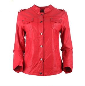 US Polo Leather Jacket Polo Lauren PU Jacket Jackets Made In China
