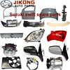 whole Suzuki swift car accessories suzuki swift spare parts with competitive advantage