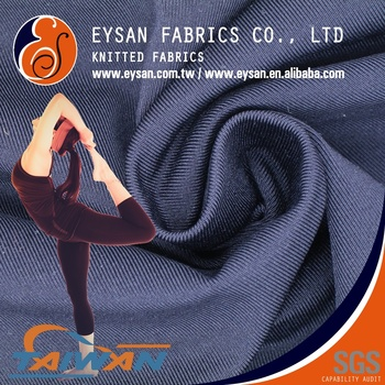 EYSAN High Super Stretch 82 Polyester 18 Spandex Jersey Fabric