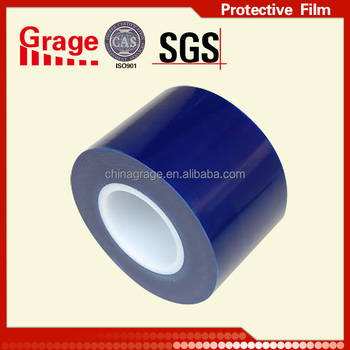 Sparkle Lamination Film Blue Film With Dog