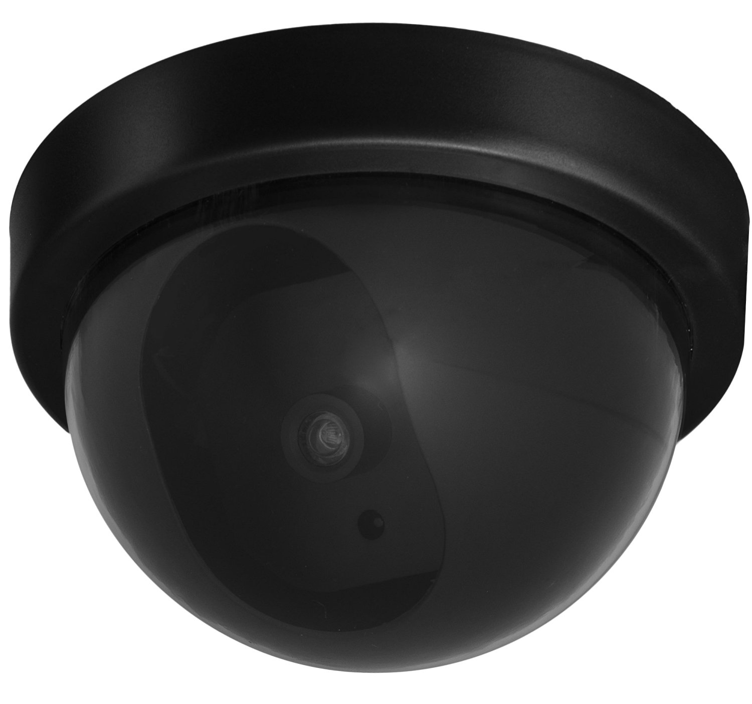 Yubi Power Fake Outdoor Dome Surveillance Dummy Security Cameras