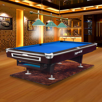 Cheap Price Top Class 9 Ball Pool Table 8ft 9ft Size