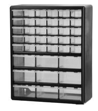 2017 New style OEMODM big plastic box drawer cabinet storage case