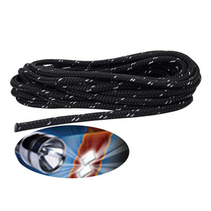 double braided reflective polyester rope 12mm kayak rope