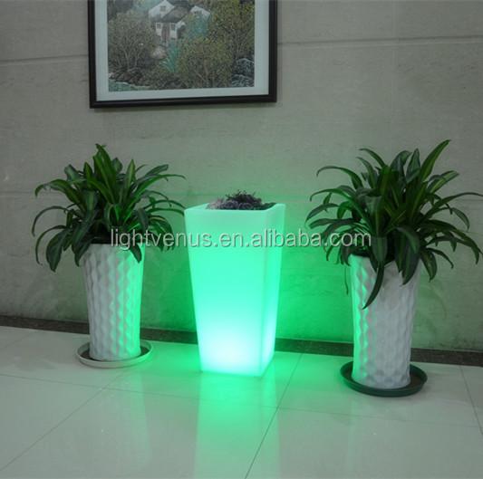 LED Huis En Tuin Decoratie Bloempot, verlichting bloempot ...