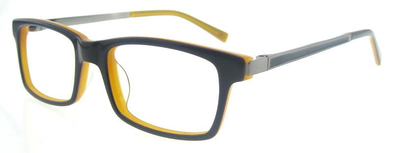 designer glasses frames for men blue acetate optical frames matt black eyeglass frame italy designer china - Yellow Eyeglass Frames
