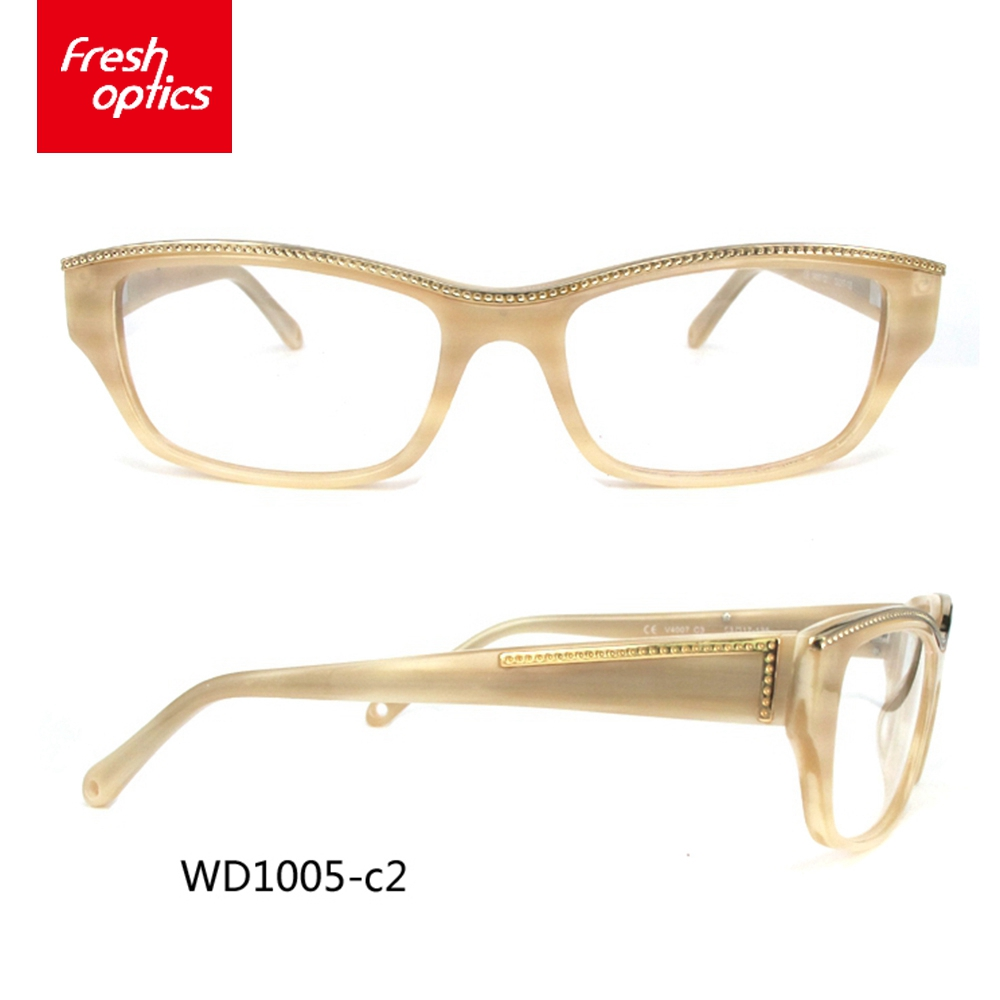 Durable using low price eyeglass frames making acetate optical frames for sale