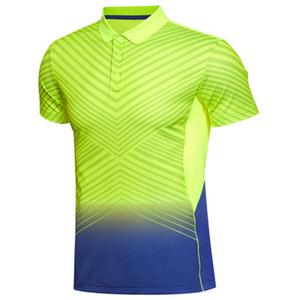 OEM men golf 200 gsm polo tee shirt with your own design digital printing polo shirt