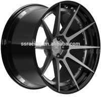 Hot sale 17-22 inch alloy chrome wheel with polishing or customized face