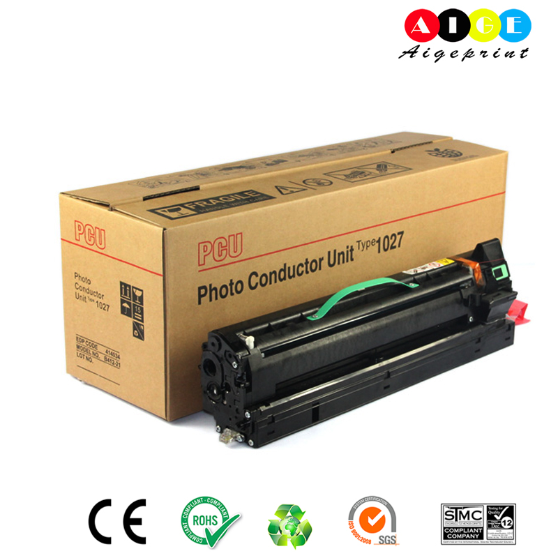 Drum unit for Ricoh Aficio 1022/1027/2022/2027/2032/3025 MP 3352/2852/2352SP/2852SP/3352SP Drum Unit Type 1027