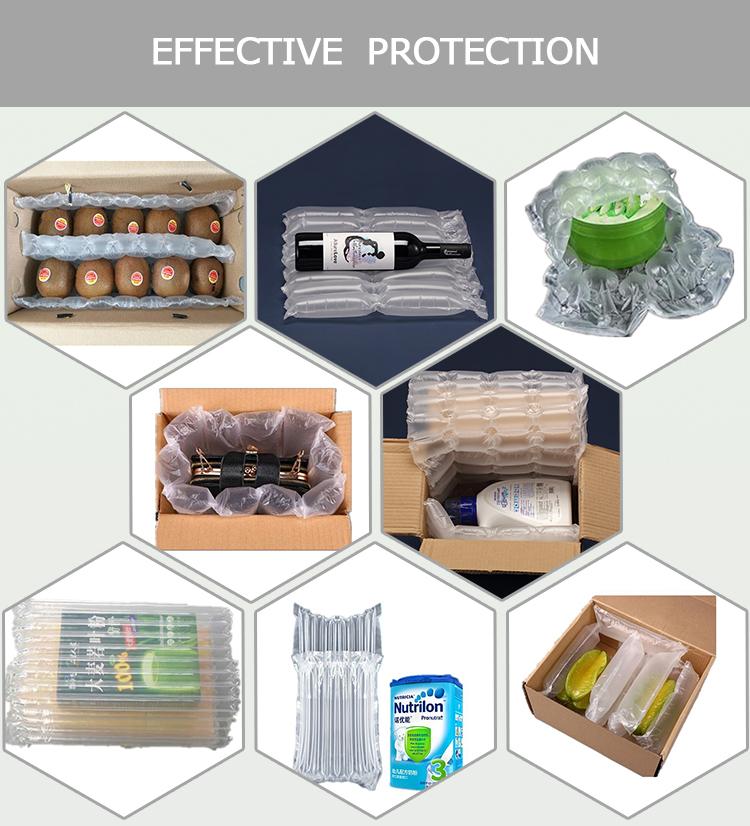 Waterproof  fresh film  Plastic stretch packaging for Packaging Film Usage