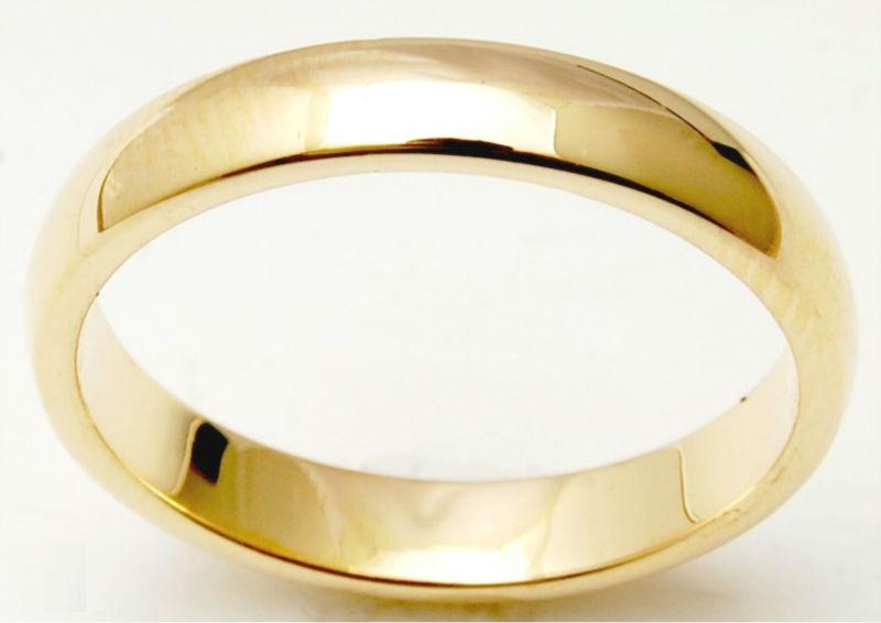 plain gold ring � edelbgde