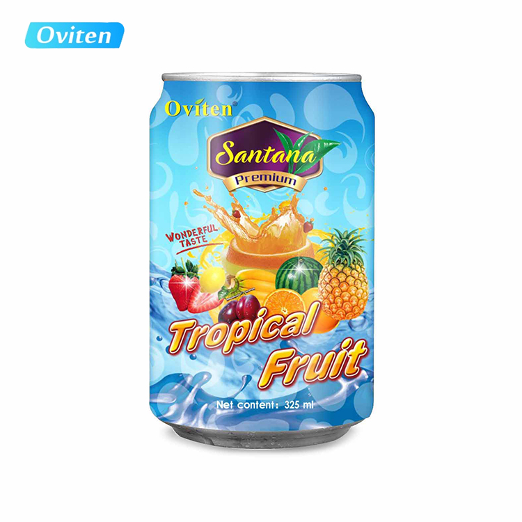 325ml Top quality tropical mix juice beverage for drinking