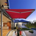 Top selling products in alibaba pull out sunshade rain awning ready made awnings With CE and ISO9001 Certificates