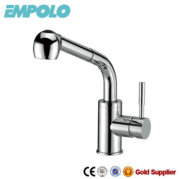 Kitchen faucet adapter,retractable kitchen faucet,pull down kitchen faucet  KM4003, View kitchen faucet adapter, EMPOLO Product Details from Foshan ...