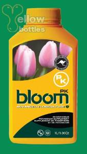 PK Bloom hydroponic / soil nutrients 1L NEW