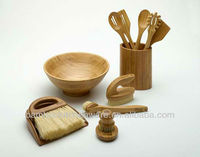 Bamboo kitchenware Eco factory