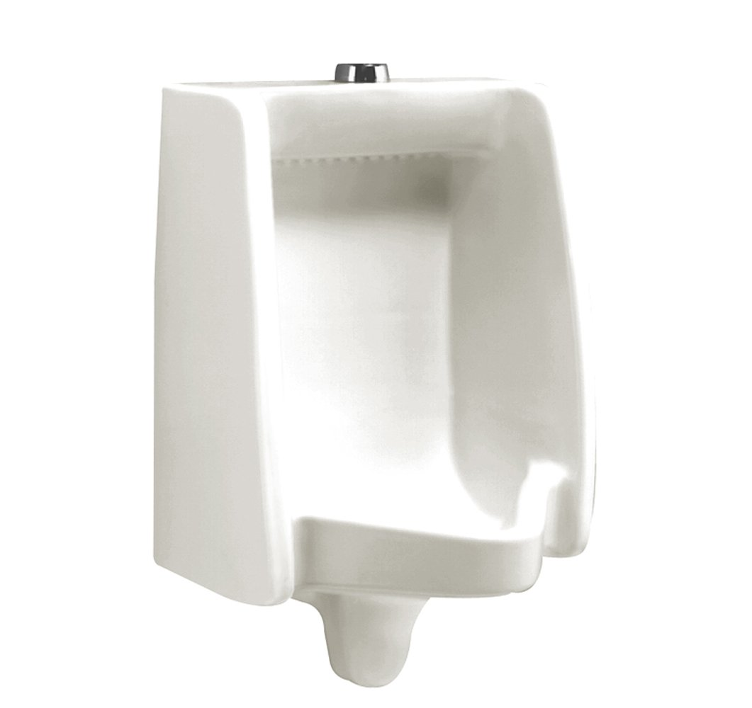 American Standard 6590.005.020 Washbrook FloWise 0.5 Gallons Per Flush Urinal with Siphon Jet, 3/4-Inch Top Spud, White