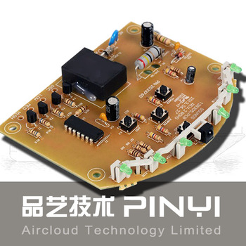 Single-side Double-side Fr4 94vo Pcb Electronic Pcb Circuit Maker ...