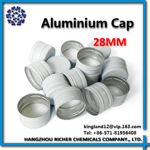 Hot sale Round cap Aluminum cap wholesalers