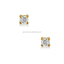 Gemnel jewelry 925 sterling silver earring back india