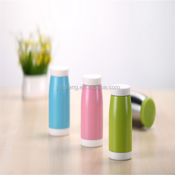 Vacuum Flask China/Wholesale Thermos/Metal Material Fash11oz/14oz stainless steel double wall office vacuum flask with ion Flask