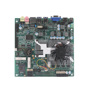 Factory wholesale mini itx motherboard processor 3317U i5 industrial thin client All In One motherboard