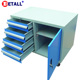 Detall tool cabinet with drawer