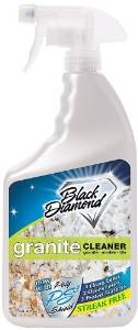Black Diamond Stoneworks 32 oz Granite Counter Cleaner