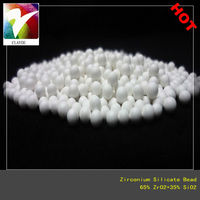 65% ZrO2+ 35% SiO2 zirconia beads wholesale for grinding media or milling(hs)