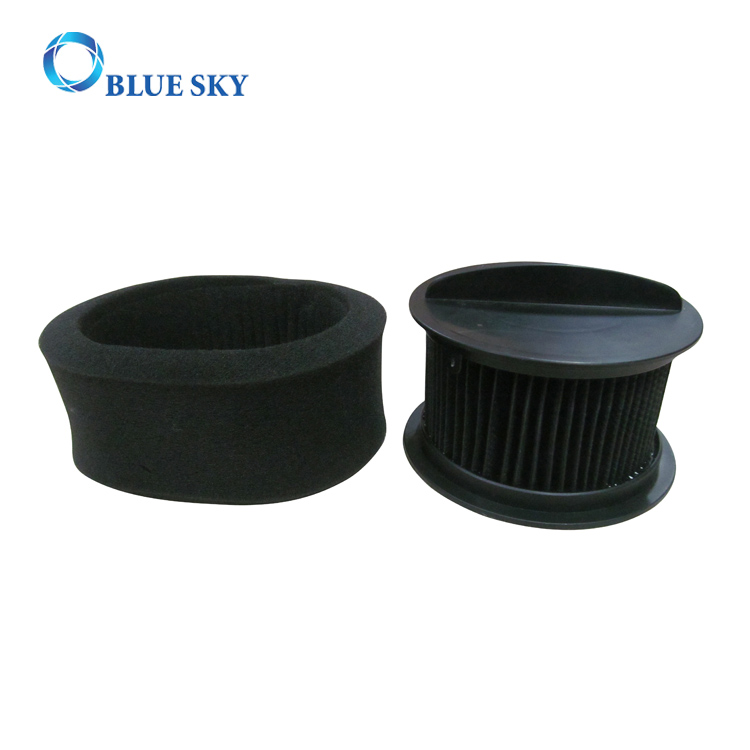 Helix Turbo Inner & Washable Outer Filter for Bissell PowerForce Vacuum Cleaner