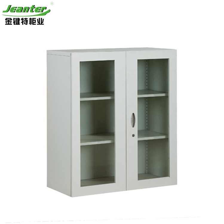 China Top Quality Wall Mounted Office Half Height Glass Door File