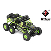 china factory wltoys toys 18628 2.4G 6WD 1:18 remote control rock crawler crazy toys for kids