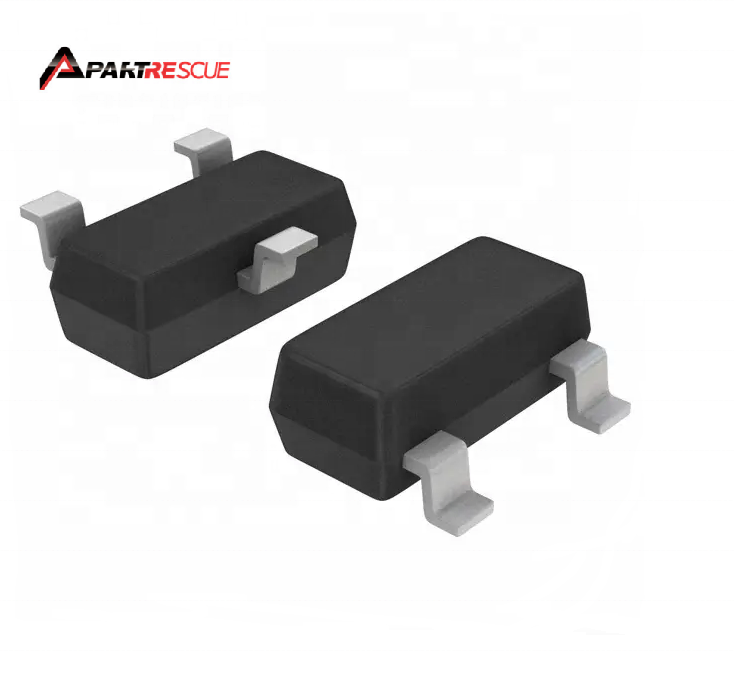 New And Original MOSFET P-CH 12V 4.3A SOT-23 On Stock IRLML6401TRPBF